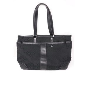 Coach | signature multi-function baby bag tote